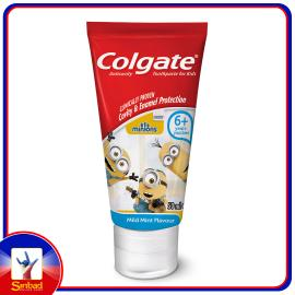 Colgate Toothpaste 6+ Years For Kids Minions 50ml