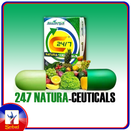 C 247 C24/7 Natura Ceuticals Dietary Food Supplement