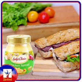 Ladys Choice Chicken Spread 220ml
