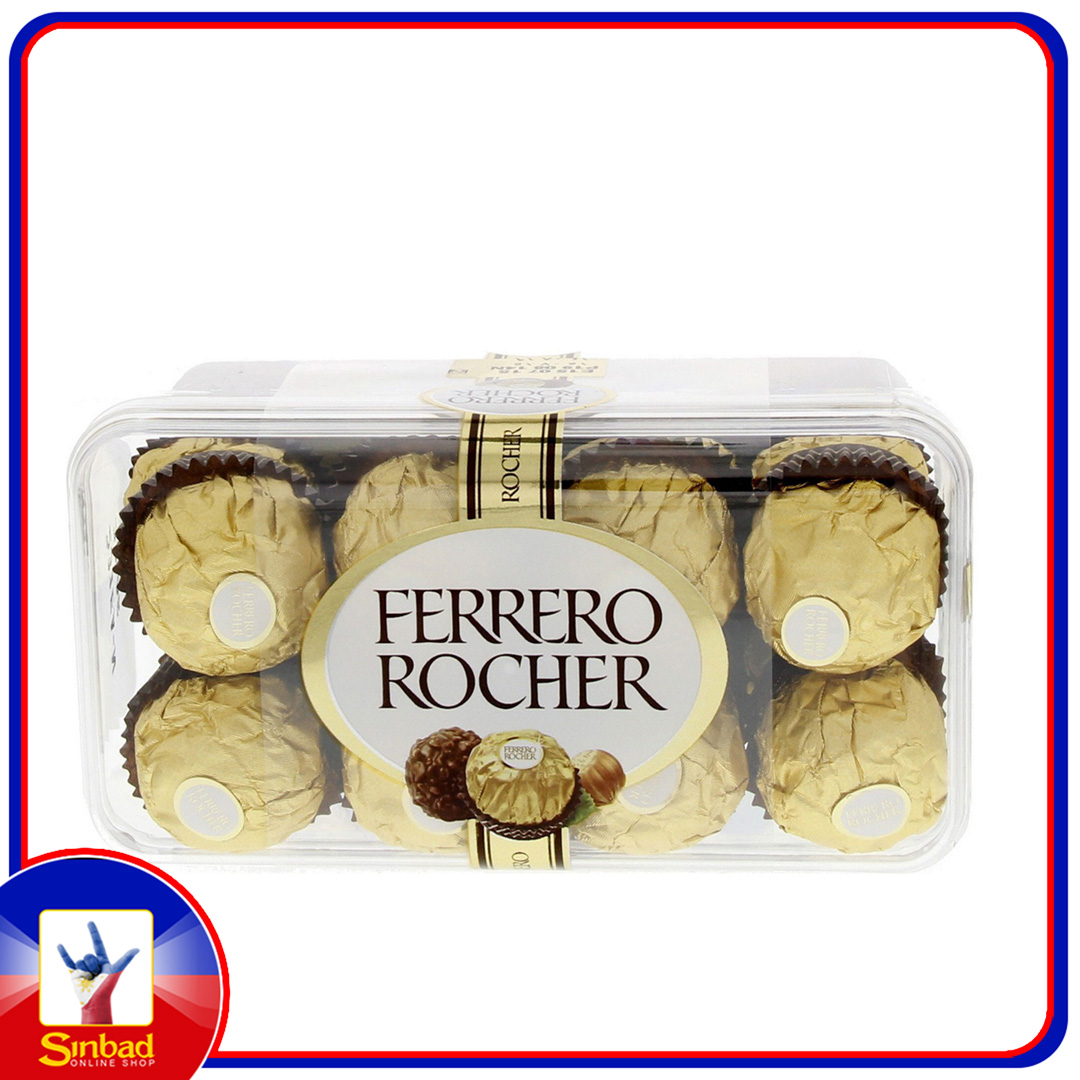 Ferrero Rocher Chocolate 200g
