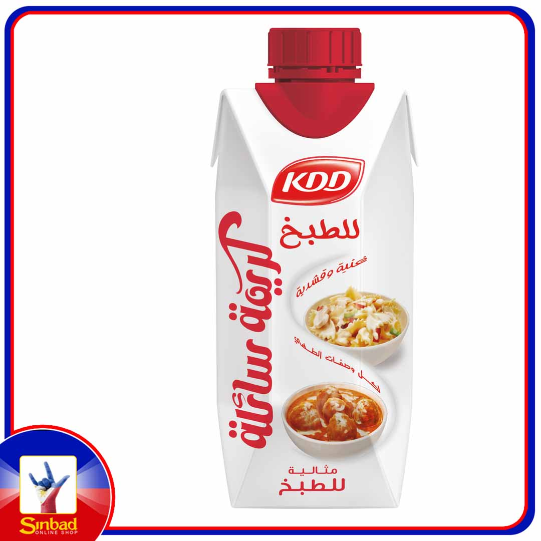 KDD Cooking Cream 250ml
