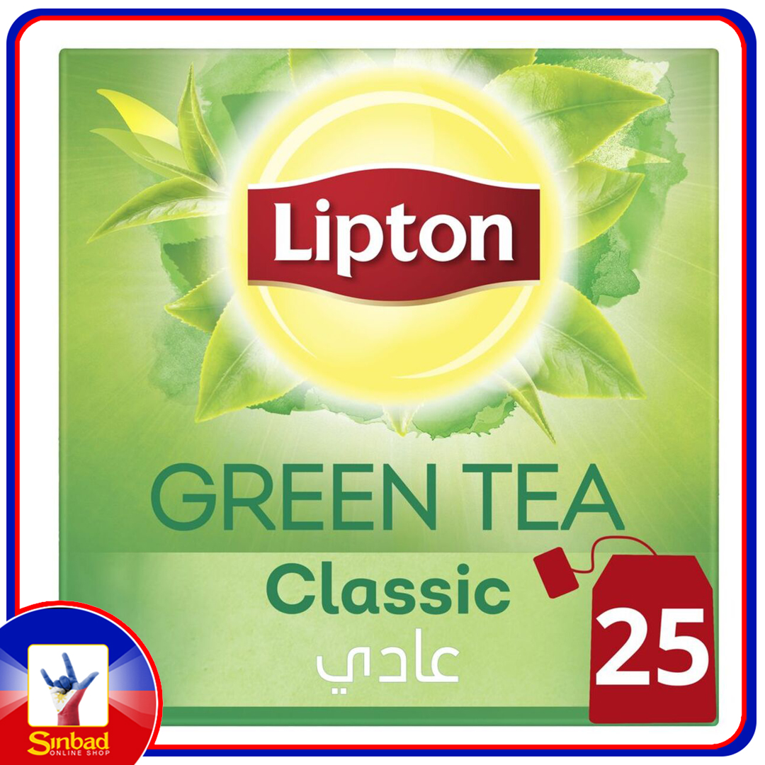 Lipton Green Tea Classic 25pcs