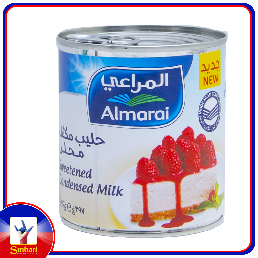 Almarai Sweetened Condensed Milk 397g