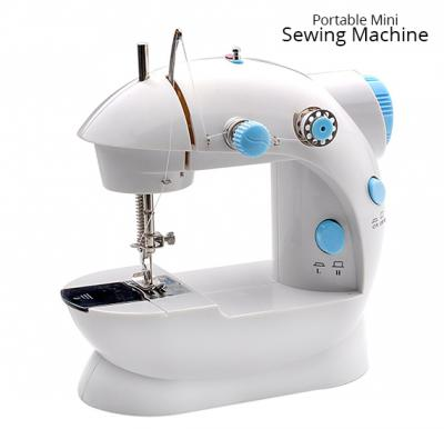 sewing machine come pre threaded and ready to use
